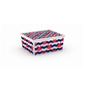 Plastový úložný box KIS C ANIMAL M - krab vyobraziť