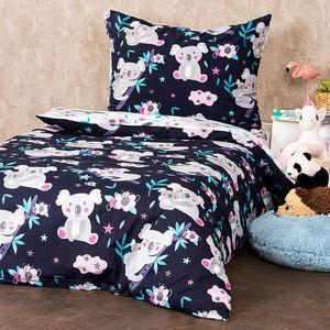 4Home Bavlnené obliečky Koala friend, 140 x 200 cm, 70 x 90 cm vyobraziť