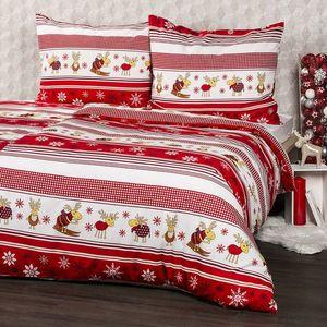 4Home bavlnené obliečky Sobíky, 140 x 200 cm, 70 x 90 cm vyobraziť
