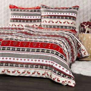 4Home Obliečky mikroflanel Winter, 140 x 200 cm, 70 x 90 cm, 140 x 200 cm, 70 x 90 cm vyobraziť