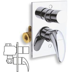 Sprchové batérie pod omietku vyobraziť