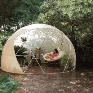 Záhradný prístrešok, letná/zimná verzia, 3, 6x2, 2m, IGLU vyobraziť