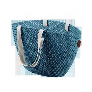 Plastová taška univerzálna - modrá vyobraziť